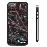 Apple iphone 6 4.7 inch Case Hard PC Straw Grass Mossy Camo weed ancient singular Black Shell Single Layer Protective Case (8)