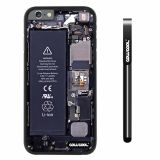 Apple iphone 6 4.7 inch Case Hard PC Circuit structure Black Shell Single Layer Protective Case (6)