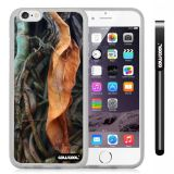 Apple iphone 6 4.7 Inch Soft Silicone leaves Straw Grass Mossy Camo weed Transparent Shell Single Layer Protective Case (9)