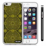 Apple iphone 6 4.7 Inch Soft Silicone Mystery Elephant tribal Totem Transparent Shell Single Layer Protective Case (11)