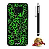 Galaxy S7 edge Case, Jaguar Case, Cowcool Ultra Thin Soft Silicone Case for Samsung Galaxy S7 edge - Leopard