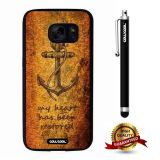 Galaxy S7 Case, Anchor Case, Cowcool Ultra Thin Soft Silicone Case for Samsung Galaxy S7 - Anchor My Hehas Been Resfored