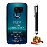 Galaxy S7 Case, Anchor Case, Cowcool Ultra Thin Soft Silicone Case for Samsung Galaxy S7 - Anchor This Is Like An Anchor Holding U