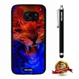 Galaxy S7 Case, Jaguar Case, Cowcool Ultra Thin Soft Silicone Case for Samsung Galaxy S7 - Starryry Jaguar