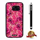 Galaxy S7 Case, Eagle Case, Cowcool Ultra Thin Soft Silicone Case for Samsung Galaxy S7 - Pink