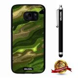 Galaxy S7 Case, Parrot Case, Cowcool Ultra Thin Soft Silicone Case for Samsung Galaxy S7 - Army