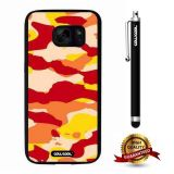 Galaxy S7 Case, Cat Case, Cowcool Ultra Thin Soft Silicone Case for Samsung Galaxy S7 - Army