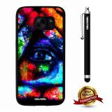 Galaxy S7 Case, All Eyes Case, Cowcool Ultra Thin Soft Silicone Case for Samsung Galaxy S7 - Color All Eye