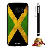 Galaxy S7 Case, Jamaican Case, Cowcool Ultra Thin Soft Silicone Case for Samsung Galaxy S7 - Jamaican Fla