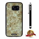 Galaxy S7 Case, Marble Pattern Case, Cowcool Ultra Thin Soft Silicone Case for Samsung Galaxy S7 - Natural Jade Marble Texture