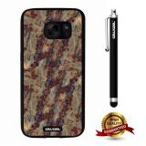Galaxy S7 Case, Marble Pattern Case, Cowcool Ultra Thin Soft Silicone Case for Samsung Galaxy S7 - Symmetrical Jinyu Marble Texture