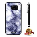 Galaxy S7 Case, Marble Pattern Case, Cowcool Ultra Thin Soft Silicone Case for Samsung Galaxy S7 - Lightning Projection Marble Texture