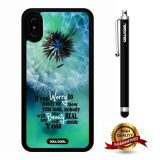 iPhone X Case, Maxim Case, Cowcool Ultra Thin Soft Silicone Case for Apple iPhone 10 - See The Real Beauty Inside You