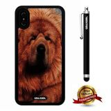 iPhone X Case, Dog Case, Cowcool Ultra Thin Soft Silicone Case for Apple iPhone 10 - Tibetan Mastiff