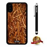 iPhone X Case, Branch Case, Cowcool Ultra Thin Soft Silicone Case for Apple iPhone 10 - Golden Position Camo Camo