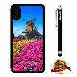 iPhone X Case, Scenery Case, Cowcool Ultra Thin Soft Silicone Case for Apple iPhone 10 - I'M A Red Knife Killer